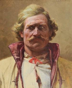 Piotr STACHIEWICZ (1858-1938), Bartosz Głowacki, przed 1910