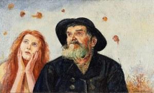 Wlastimil HOFMAN (1881-1970), Jesień życia, 1923