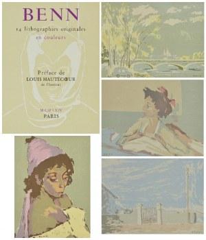 Bencion RABINOWICZ (BENN) (1905-1989), Teka