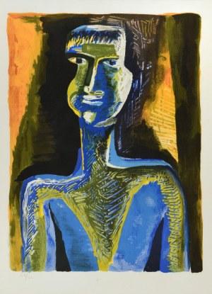 Ossip ZADKINE (1890-1967), Murzynka (La Négresse)