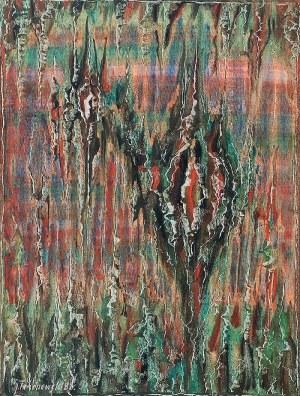 Jerzy TCHÓRZEWSKI (1928-1999), Ptaki, 1988
