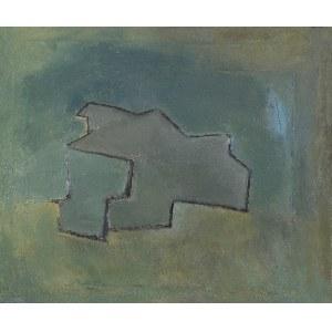 Stanisław RODZIŃSKI (ur. 1940), Czwarty pejzaż rosyjski, 1978/1979