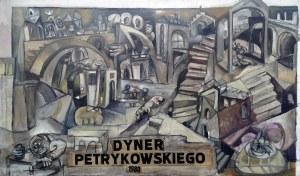 F.Znamierowski i K.Ponieważ w duecie, DYNER PETRYKOWSKIEGO