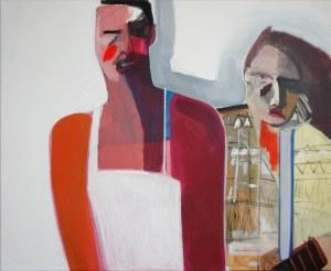 Agata ŻYCHLIŃSKA, On i ona, 2015 r.