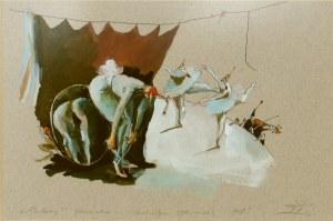 Jadwiga OKRASSA, Kulisy, 1991 r.