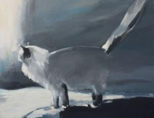 Michalina Garus, Mój kot, 2018