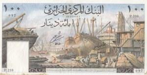 Algeria, 100 Francs, 1964, AUNC, p125