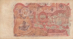 Algeria, 10 Dinars, 1970, FINE / VF, p127