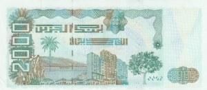 Algeria, 2000 Dinars, 2011, UNC, p144