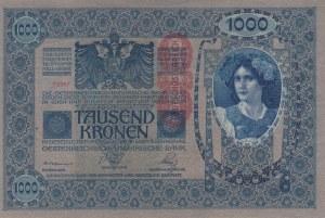 Austria, 1000 Kronen, 1920, UNC, p48