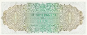 Belize, 1 Dollar, 1974, UNC, p33a