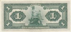 Costa Rica, 1 Colone, 1917, UNC, pS121r