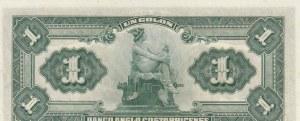 Costa Rica, 1 Colon, 1917, UNC, S121