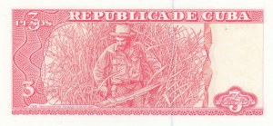 Cuba, 1 Peso, 2005, UNC, p127b