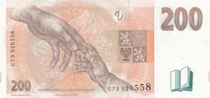 Czech Republic, 200 Korun, 1998, UNC, p19