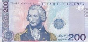 De La Rue, 200 Units, 2005, UNC, Punlıst