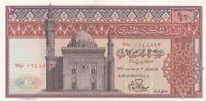 Egypt, 10 Pounds, 1978, UNC, p46a