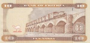 Eritrea, 10 Nakfa, 2012, UNC, p11
