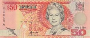 Fiji, 50 Dollars, 1996, UNC, p100a