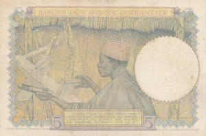 France, 5 Francs, 1942, XF, p25