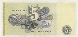 Germany, 5 Deutsche Mark, 1948, AUNC, p13