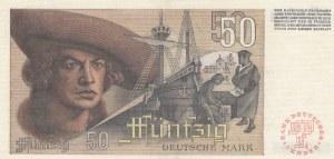 Germany, 50 Deutsche Mark, 1948, AUNC (-), p14