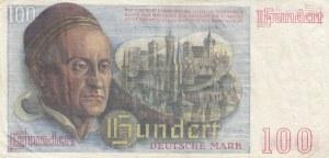 Germany, 100 Deutsche Mark, 1948, VF (+), p15