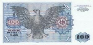 Germany, 100 Mark, 1980, UNC, p34c