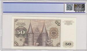 Germany, 50 Mark, 1980, UNC, p33d