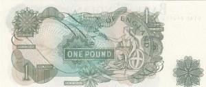 Great Britain, 1 Pound, 1970-77, UNC, p374g