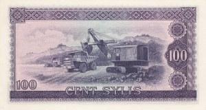 Guinea, 100 Sylis, 1971, UNC, p19