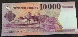 Hungary, 10.000 Forint, 2014, UNC, p202a