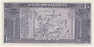 Iran, 10 Rials, 1953, UNC, p59