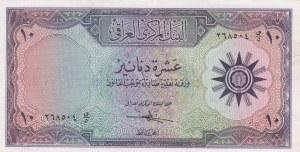 Iraq, 10 Dinars, 1959, UNC, p55b