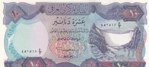Iraq, 10 Dinars, 1973, UNC, p65