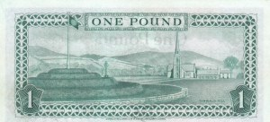 Isle of Man, 1 Pound, 1983, UNC, p40a