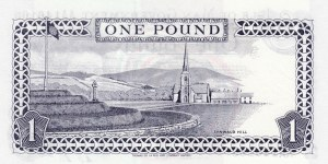 Isle Of Man, 1 Pound, 1983, UNC, p40c