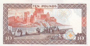 Isle of Man, 10 Pounds, 1983, UNC, p42