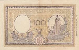 Italia, 100 Lire, 1943, XF, p68