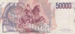 Italy, 50000 Lire, 1984, VF, p113a