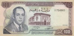 Morocco, 100 Dirhams, 1970, UNC, p59a