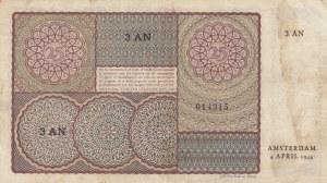 Netherlands, 25 Gulden, 1944, VF (+), p60