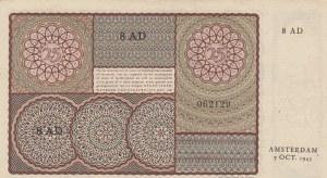 Netherlands, 25 Gulden, 1943, UNC, p60