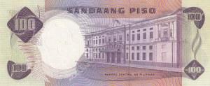 Philippines, 100 Piso, 1974-85, UNC, p157a