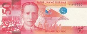 Philippines, 50 Piso, 2010, AUNC, p207