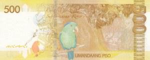 Philippines, 500 Piso, 2014, UNC, p210
