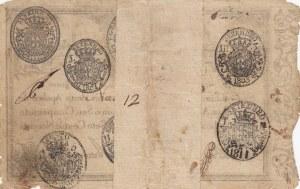 Portugal, 10.000 Reis, 1826, FINE, p28