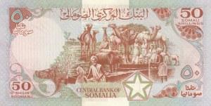Somalia, 50 Shilling, 1983, UNC, p34a