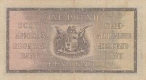 South Africa Republic, 1 Pound, 1946, UNC, p84f