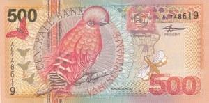 Suriname, 500 Gulden, 2000, UNC, p150